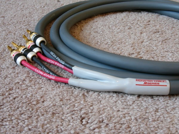 Home Biwiring Speaker Cable